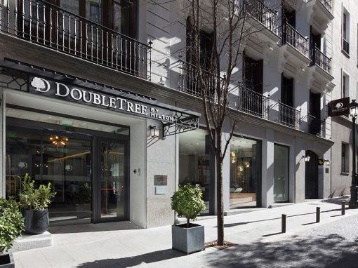 <center>Doubletree by Hilton Madrid Prado<br>Madrid</center>