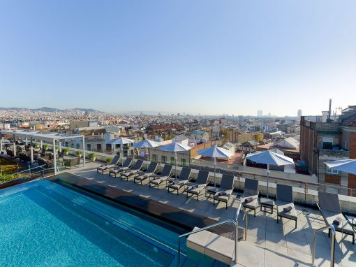 HOTEL CROWNE PLAZA BARCELONA (Business)