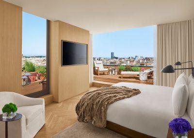 Barcelona-Penthouse